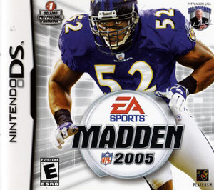 Madden NFL 2005 - Nintendo DS Game