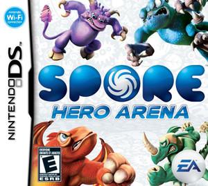 Spore Hero Arena - Nintendo DS Game