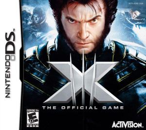 X-Men III The Official Game - Nintendo DS Game