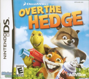 Over The Hedge - Nintendo DS Game