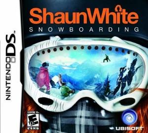 Shaun White Snowboarding - Nintendo DS Game