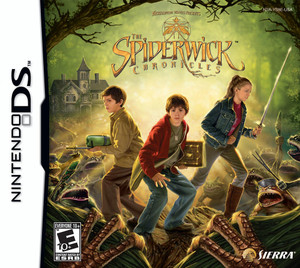 Spiderwick Chronicles - Nintendo DS Game
