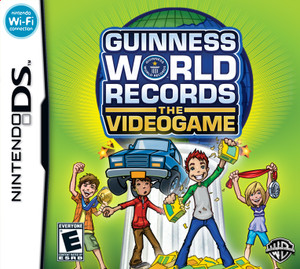 Guinness World Records The Video Game - Nintendo DS Game