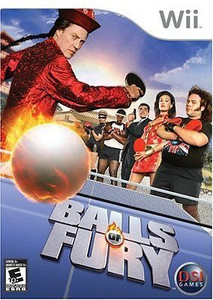 Balls of Fury - Wii Game