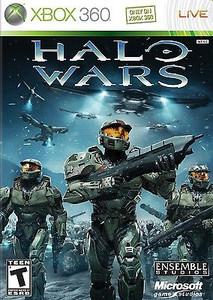 Halo Wars - Xbox 360 Game