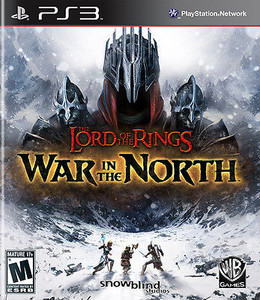 Lord of the Rings War in the North - PS3 Game