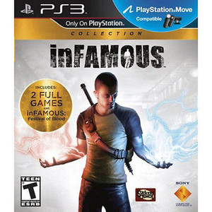 inFamous Collection - PS3 Game