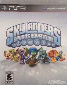 Skylanders Spyro's Adventure - PS3 Game