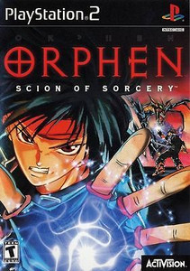 Orphen Scion of Sorcery - PS2 Game