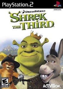 Shrek the Third - PS2 Game