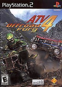 ATV Offroad Fury 4 - PS2 Game