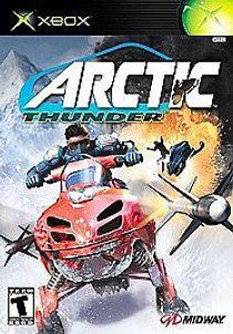 Artic Thunder - Xbox Game