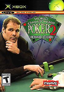 World Championship Poker 2 - Xbox Game