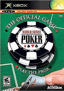 World Series of Poker - Xbox Game
