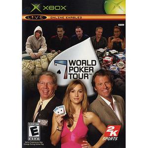 World Poker Tour - Xbox Game