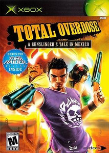 Total Overdose: A Gunslinger's Tale in Mexico - Xbox Game