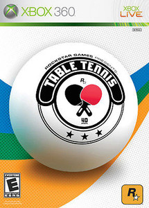 Table Tennis - Xbox 360 Game
