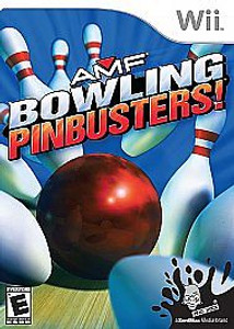 AMF Bowling Pinbusters! - Wii Game