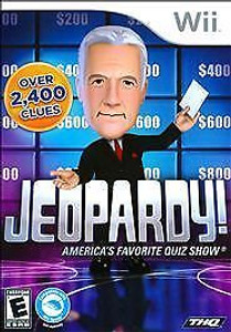 Jeopardy! - Wii Game