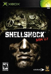 Shellshock Nam '67 - Xbox Game