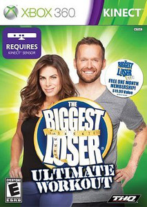 Biggest Loser Ultimate Workout - Xbox 360 Game