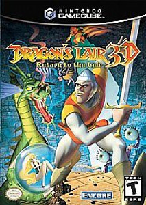 Dragon's Lair 3D - GameCube Game