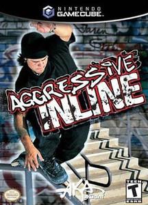 Aggressive Inline - GameCube Game