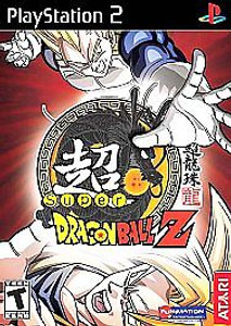 Super Dragon Ball Z - PS2 Game