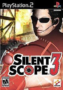 Silent Scope 3 - PS2 Game