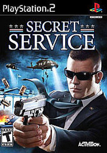 Secret Service - PS2 Game