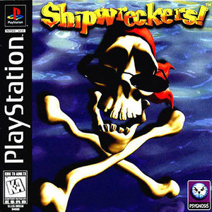 Shipwreckers! - PS1 Game