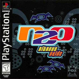 N2O Nitrous Oxide - PS1 Game