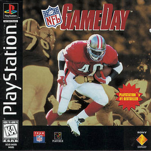 NFL GameDay - PS1 Game