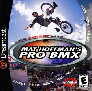Mat Hoffman's Pro BMX - Dreamcast Game