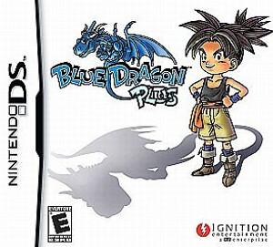 Blue Dragon Plus - DS Game