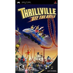 Thrillville Off the Rails - PSP Game