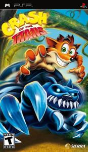 Crash of the Titans - PSP Game