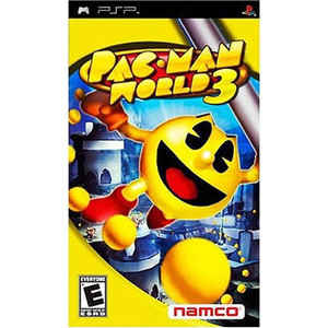 Pac-Man World 3 - PSP Game
