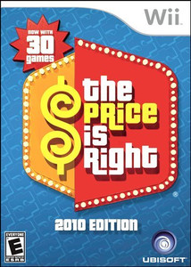 Price is Right: 2010 Edition, The - Wii Game