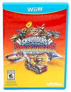 Skylanders Superchargers - Wii U Game