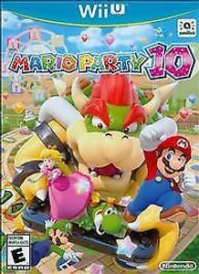 Mario Party 10 - Wii U Game