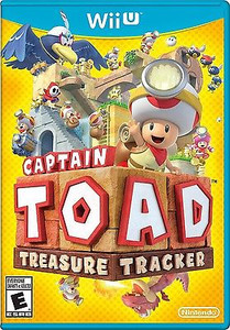 Captain Toad Treasure Tracker - Wii U Game