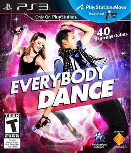 Everybody Dance - PS3 Game
