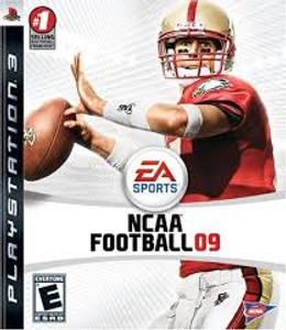 NCAA Football 09 - PS3 Game