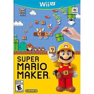 Super Mario Maker - Wii U Game