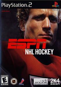 ESPN NHL Hockey - PS2 Game