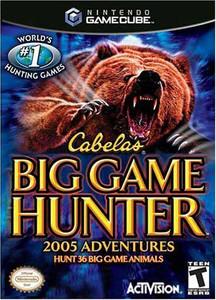 Cabela's Big Game Hunter 2005 - Gamecube Game