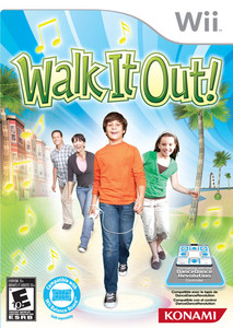 Walk It Out - Wii Game