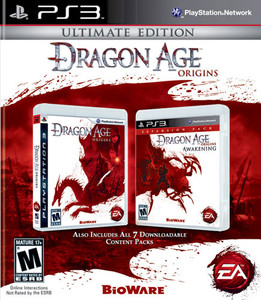 Dragon Age Origins Ultimate Edition - PS3 Game