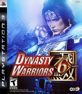 Dynasty Warriors 6 - PS3 Game